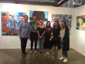 Activity - Art gallery - The Language Academy