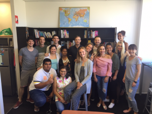 On campus activities - The Language Academy