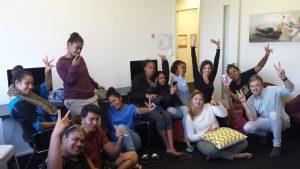 Study Tour - BTS MUC New Caledonia - The Language Academy (2)