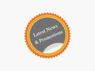 Latest News & Promotions (1)