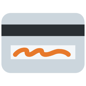 Credit Card - The Language Academy