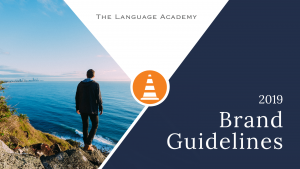 2019 Brand Guidelines - The Language Academy