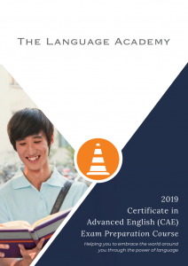 CAE - Booklet (The Language Academy)