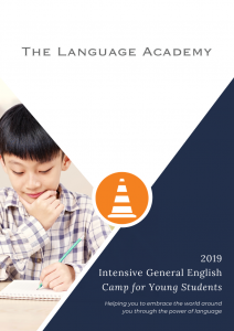 Camp - Booklet (The Language Academy)