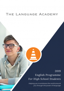 High school - Booklet (The Language Academy)