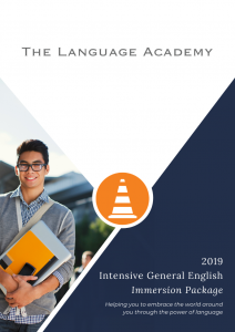 Immersion Package - Booklet (The Language Academy)
